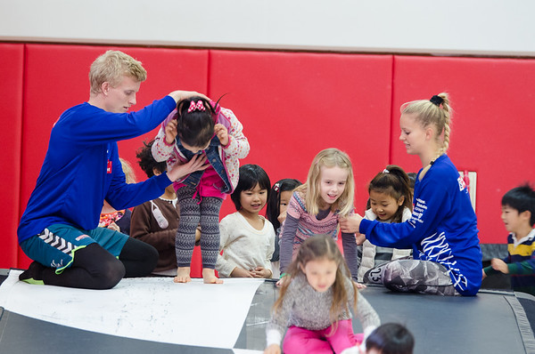 2014 National Danish Performance Team Visit