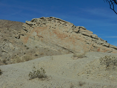 Calcite Mine and Slot Canyon  11-18-2012