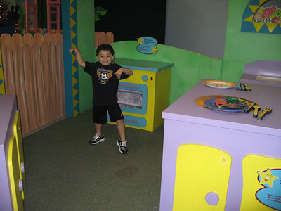 Young at Art Children's Museum in Davie (12/24/06)