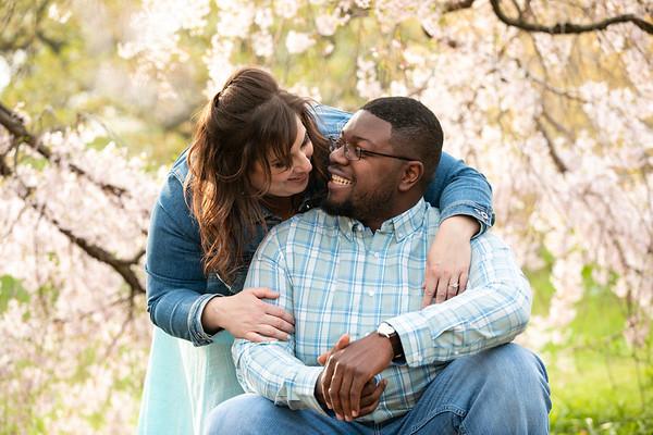 Leah + Shevon - Engagement