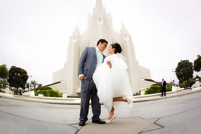 Trevor and Yuneri Wedding