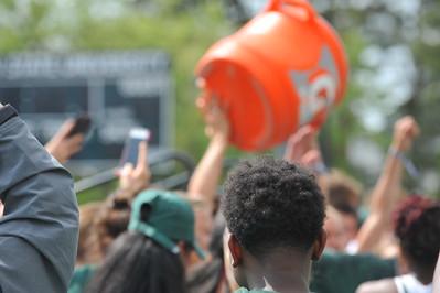 MSU Women Celebration Photos - 2015 Big Ten Outdoor