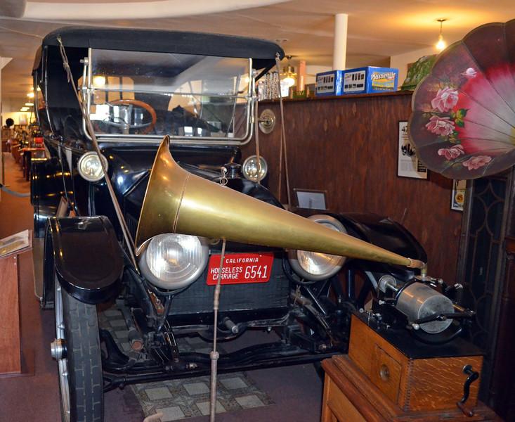 1914 Cadillac Touring Car
