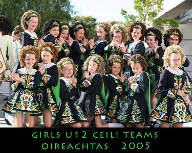 Oireachtas 2005 fun & families