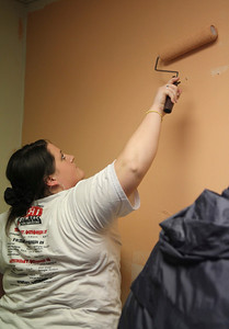 Men's Shelter Painting Project