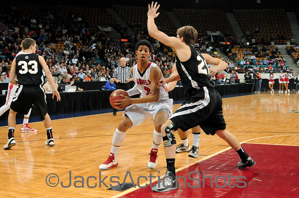 2013 Boys Basketball Playoffs