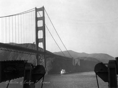 California to Japan 1953