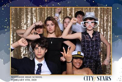 Woodside High School City of Stars - February 8, 2020
