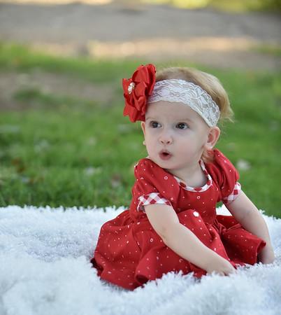 Rebecca Lynn 18 Months