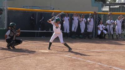04-14-11 Softball vs. Saddleback