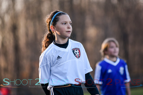 Nov 15 - Denville Girls U9