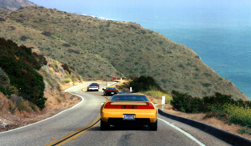 2001 05/20: NSX Prime Canyon Run