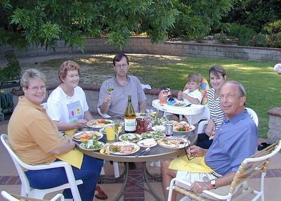 Dad's Celebration - June 2009