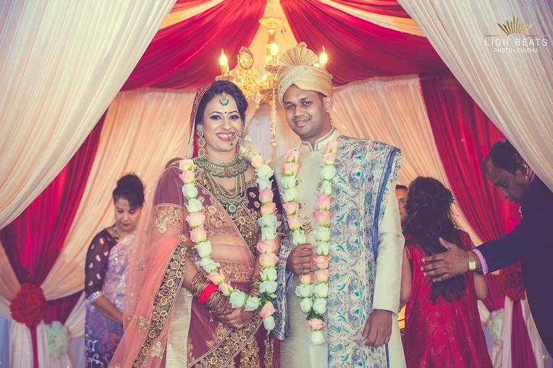 Sonika & Earon's Hindu Wedding