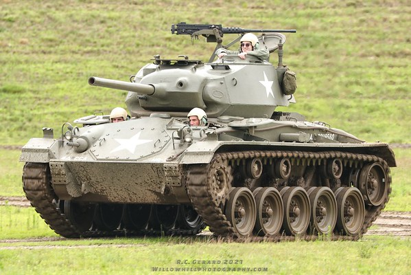 Collings Tank demo day 2021