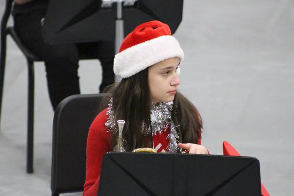 '20 Chardon M.S. Bands Holiday Music Program