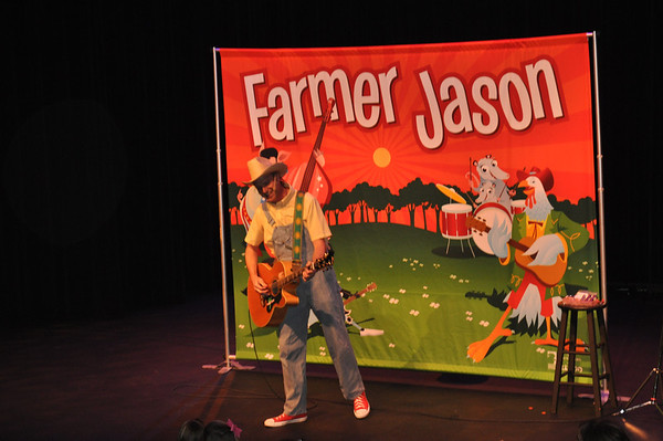 Farmer Jason 2012