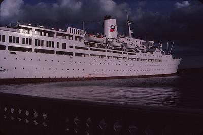 Mermoz Cruise--1983