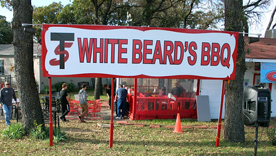 White Beard's BBQ Ribbon Cutting- November 3, 2018