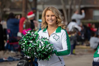 Allen Christmas Parade 2018
