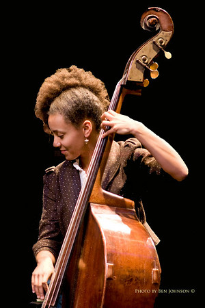 Esperanza Spalding Photos - Performing at The Gordon Theater Rutgers