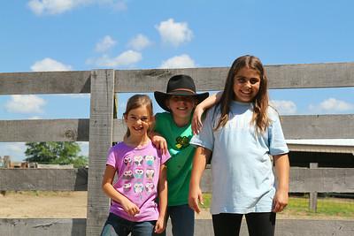 Horse Camp July 2014