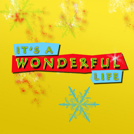 IT'S A WONDERFUL LIFE! Well done - and in the spirit! Sayreville Main Street Theatre.
