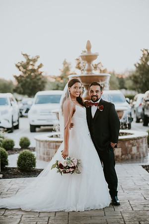 Melissa & Luis