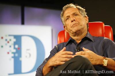 Interview with Les Moonves