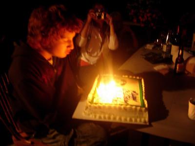 Nick's 13th