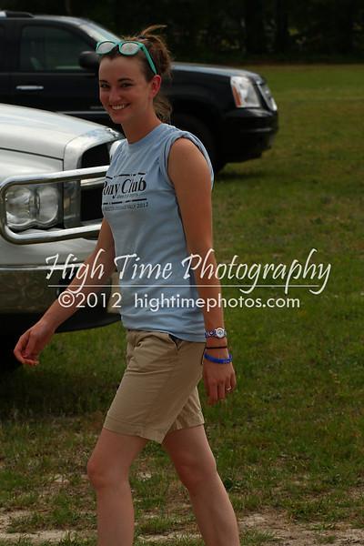 2012 Pony Club Eventing Rally