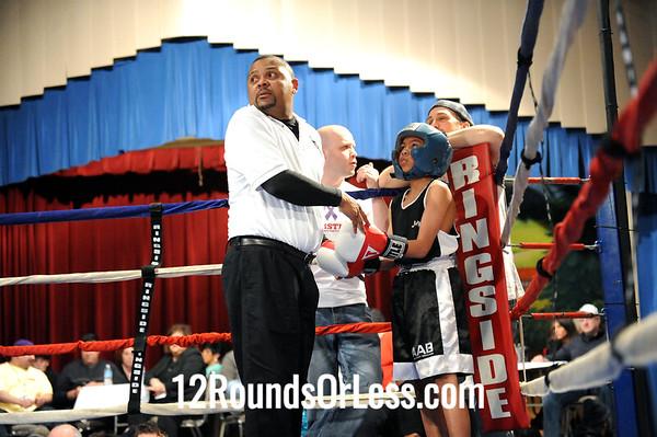 Bout 4 Devon Daniels, SSBC -vs- Island Archie, Cleveland