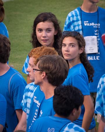 Carinne & Jake Band Camp Performance