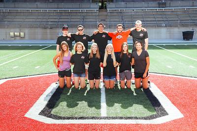 2015 Dunn Scholars Group Photos