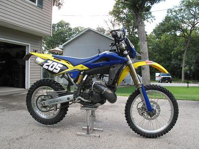 2006 Husqvarna WR250