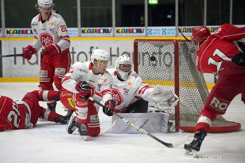 Rødovre vs Aalborg 4-0, 12.03.2020 Div 1