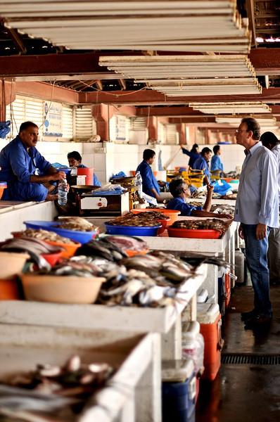 Fish Market, Sharjah