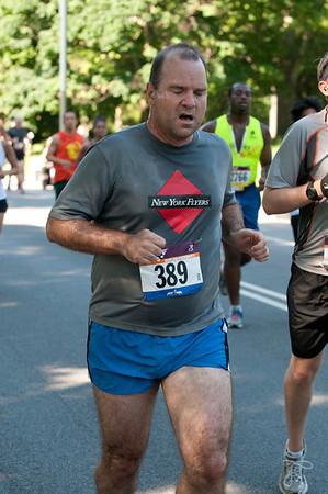 NYRR Achilles Hope & Possibility 5M 2012