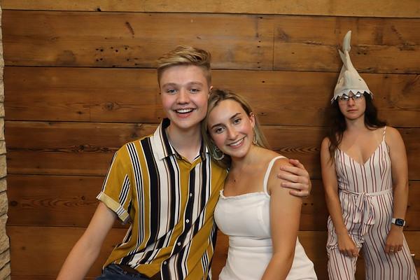 2020/07/18 - Ben and Rachel Grad Party