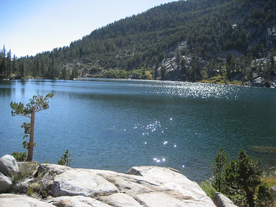 John Muir Trail 2007
