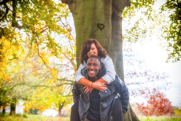 Claudia & Jon - Photoshoot