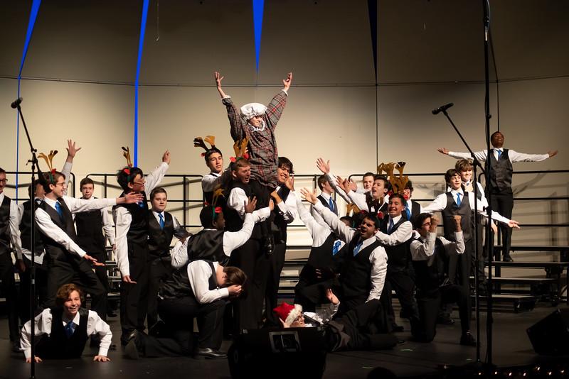 SLHS Chorus Winter Concert