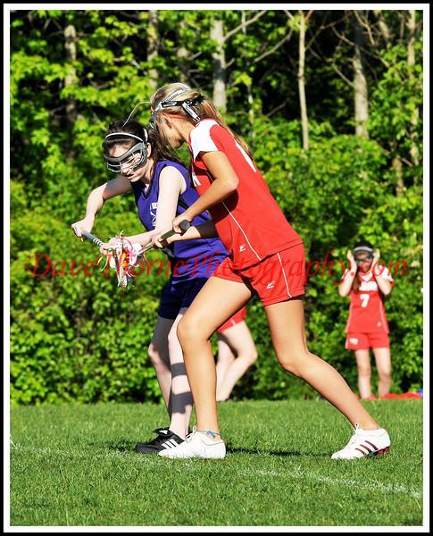 Lacrosse - OT LAX Girls 6-7th grade   May, 2009