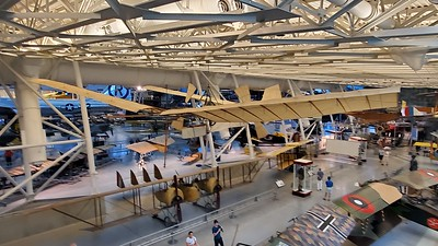 Smithsonian Air & Space Dulles Annex
