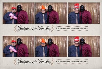 Georgina & Timothy