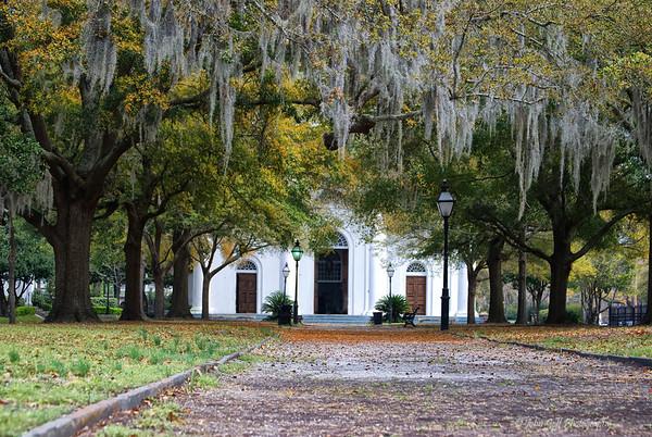 Walk<br /> Charleston, South Carolina