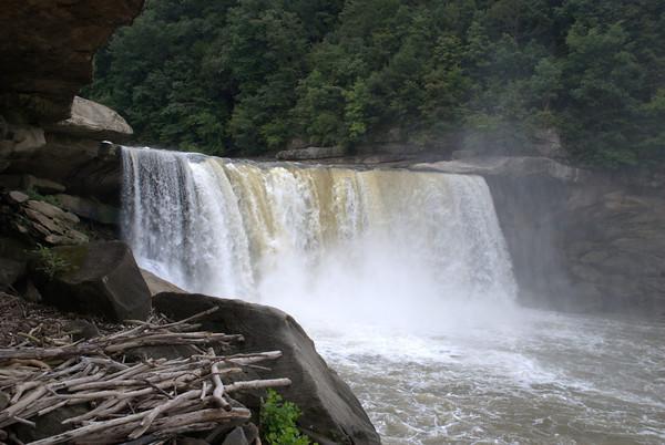 Cumberland Falls/Lost Sea - September 2013