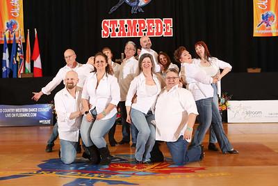 Alberta Ballroom Company Swing Team
