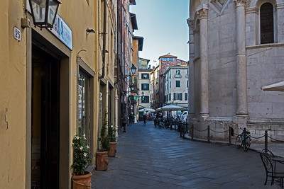 Italy - Tuscan  Town of Lucca