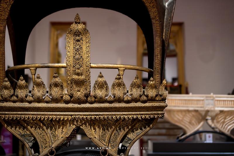 Phra Wiman - Prisadankkhaphimuka